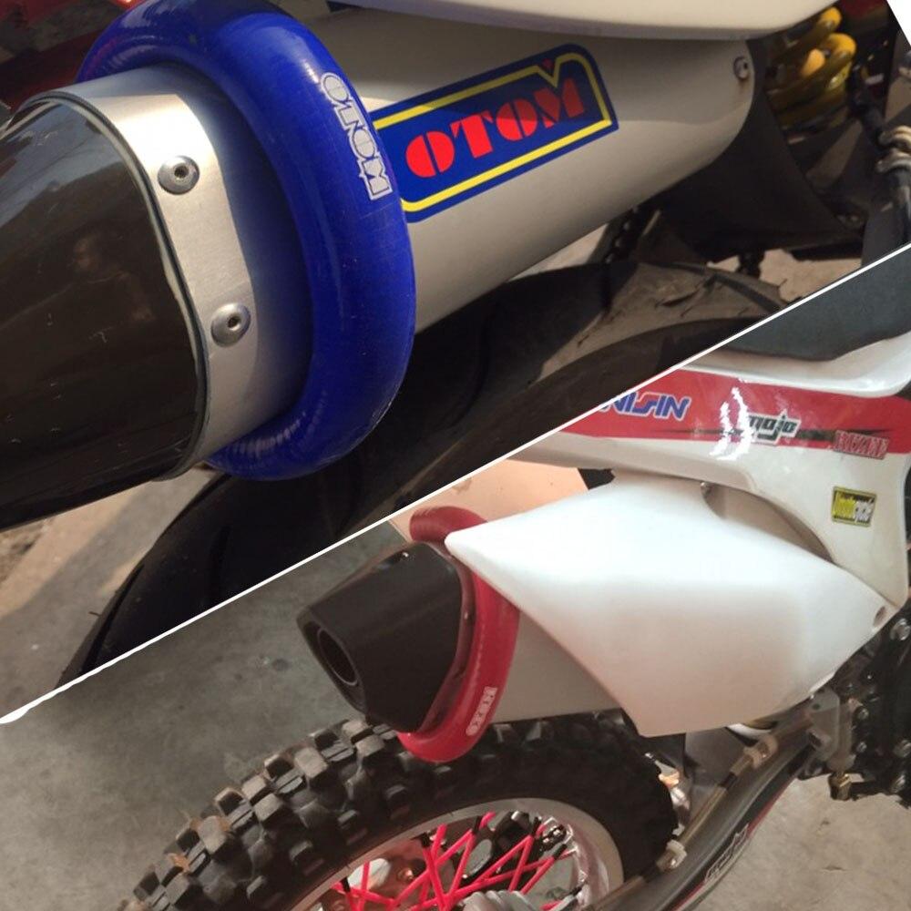 อุปกรณ์เสริมรถจักรยานยนต์ Universal Fit 100 มม. 160 มม.ท่อไอเสีย Protector สามารถสำหรับ NC700 NC750 S/X TMAX530 CRF1000L-ใน ท่อไอเสียและระบบไอเสีย จาก รถยนต์และรถจักรยานยนต์ บน title=