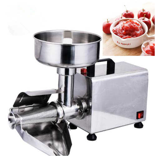 blueberry jam making machine vegetable crusher mango spiral juicer tomato press strainer tomato sauce making machine