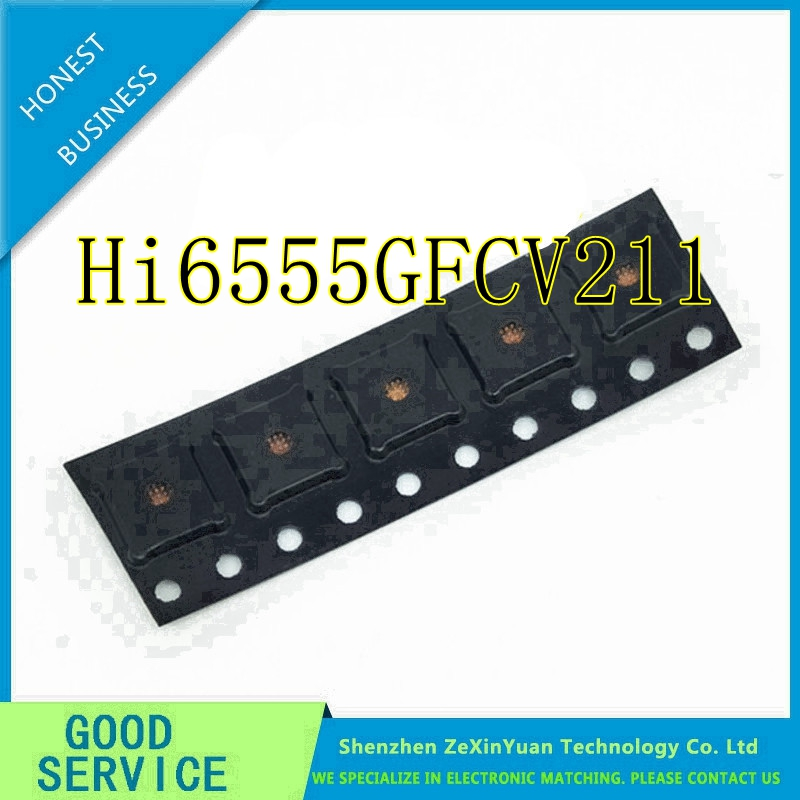 1 шт.-5 шт., Hi6555v211 Hi6555GFCV211 BGA Hi6555 Power IC image