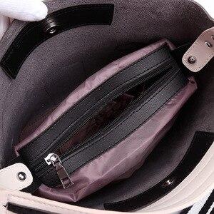 Image 5 - Damska torba Crossbody europejska i amerykańska torba podróżna na ramię wysokiej jakości solidna torebka proste z frędzlami