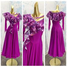 Платье для бальных танцев goodanpar 2020 одежда танго и вальса