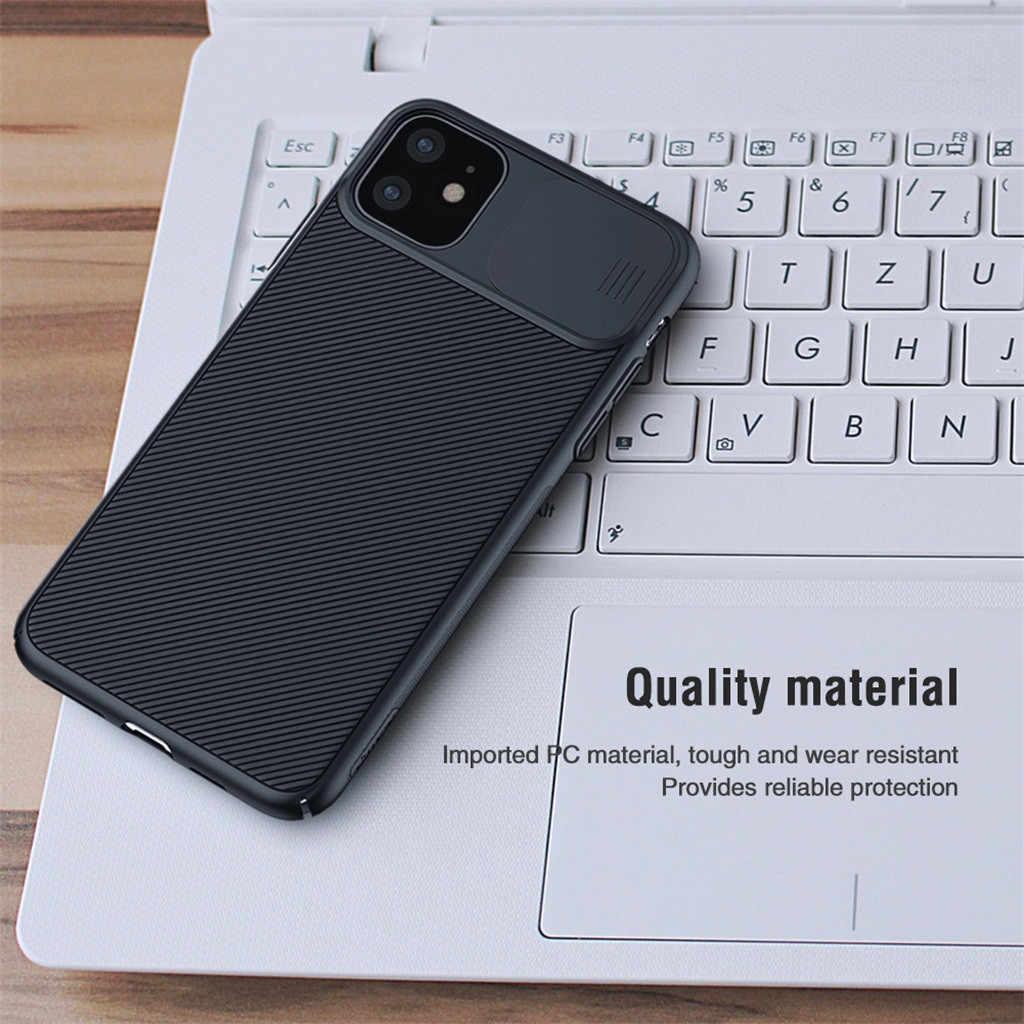 1pc Slide Kamera Abdeckung Für iPhone 11 6,1 zoll/iPhone 11Pro 5,8 zoll/iPhone 11Pro Max Objektiv schutz Fall Mode gegen tropfen