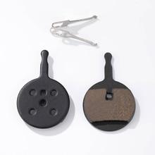 1 пара из смолы MTB велосипед диск тормоз колодки для Avid BB5 тормоз колодки