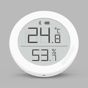 Image 4 - Youpin Cleargrass Digitale Bluetooth Thermometer En Hygrometer Elektronische Inkt Scherm 30 Dagen Data Door Voor Mi Thuis App