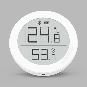 Image 4 - Youpin clearGrass Digital Bluetooth Thermometer and Hygrometer Electronic Ink Screen 30 Days Data By For Mi home app