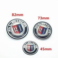 Высококачественный автомобильный логотип рулевого колеса ALPINA 45 66 73 78 82 мм эмблема заднего багажника значок багажника