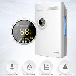Inteligentny osuszacz ekran LED klimatyzacja oczyszczania powietrza osuszacze osuszacz powietrza sypialnia piwnicy domu 2200ml 220V w Osuszacze powietrza od AGD na