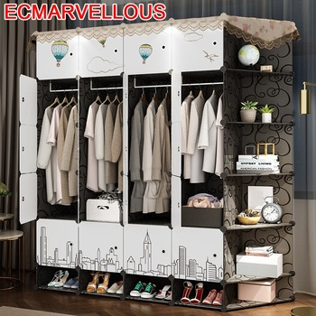Chambre Kleiderschrank Gabinete Meuble Rangement Armario Ropero Furniture Closet Guarda Roupa Mueble De Dormitorio Wardrobe