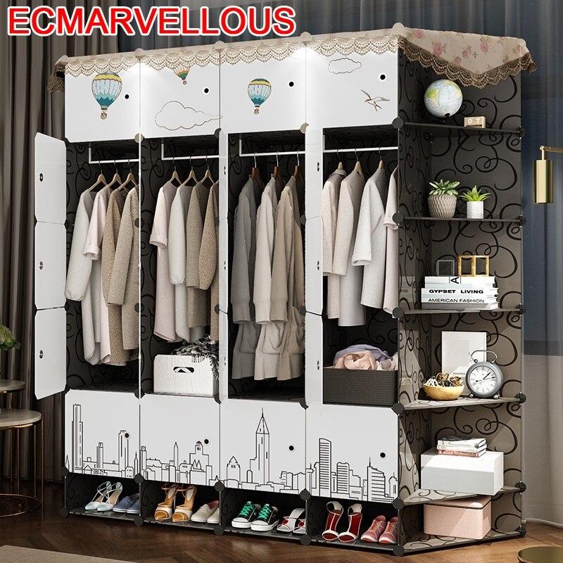 Chambre Kleiderschrank Gabinete Meuble Rangement Armario Ropero Furniture font b Closet b font Guarda Roupa Mueble