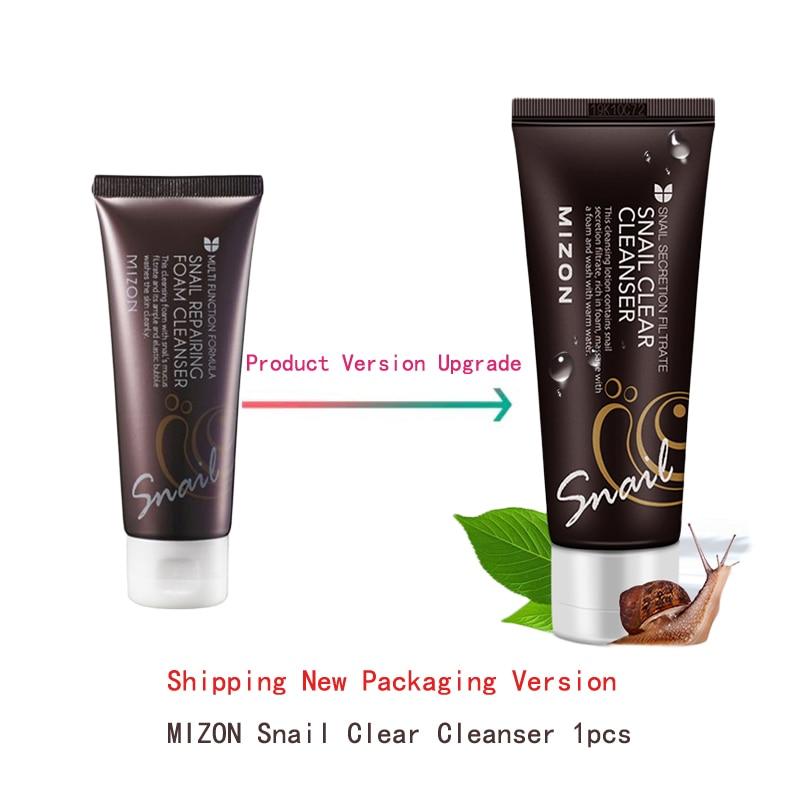 MIZON Snail Clear Cleanser