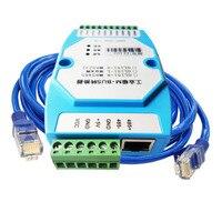 Mbus ao ethernet MODBUS-TCP/MODBUS-RTU pode ser conectado à personalização do protocolo da tabela do apoio de 500 medidores