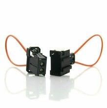 Kadın erkek en Fiber optik döngü baypas dişi konnektör otomatik teşhis kablosu Audi BMW Porsche Benz araba tamir