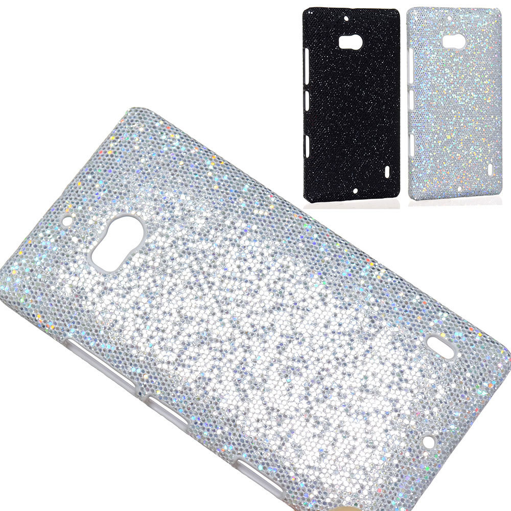 High Quality Sexy lady Shiny bling glitter skin evening party Hard Case For NOKIA <font><b>LUMIA</b></font> <font><b>930</b></font> protector shell <font><b>back</b></font> <font><b>cover</b></font> image