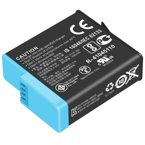 Image 3 - original Probty For Gopro Hero 8 3PACK Battery 2 Slot Charger Kit Storage Box Charger for Gopro Hero 8 7 Black Hero 6