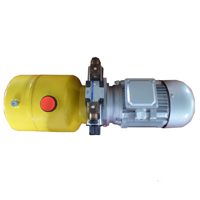 Multi-cylinder multi-control ...