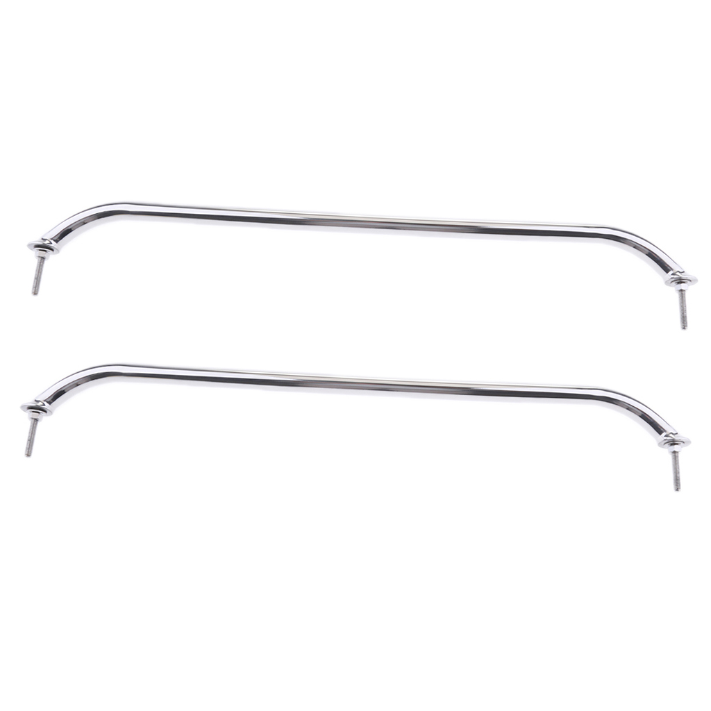 Top Arrival Stainless Steel 8/'/' Boat Polished Boat Marine Grab Handle Handrail