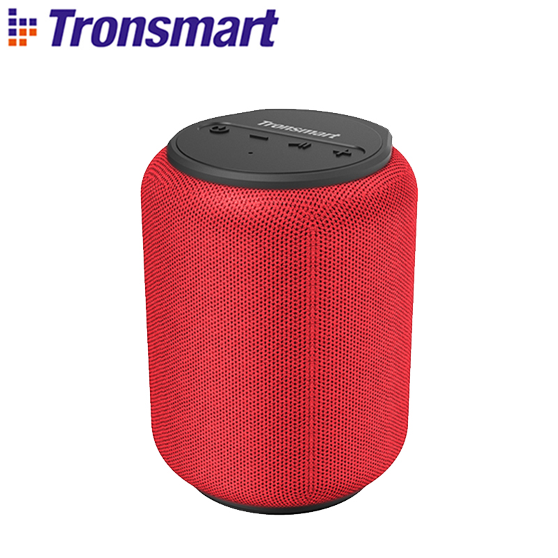 2019 New Tronsmart T6 Mini Bluetooth Speaker TWS Speakers IPX6 Wireless Portable Speaker with 360 Degree Surround Sound