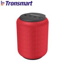 Original Tronsmart T6 Mini Bluetooth Speaker TWS Speakers IPX6 Wireless Portable Speaker with 360 Degree Surround Sound