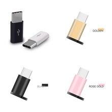 1 шт. Micro USB Женский Тип C Мужской адаптер для huawei samsung Xiaomi type-c интерфейс мобильного телефона передачи данных линия зарядки конвертер