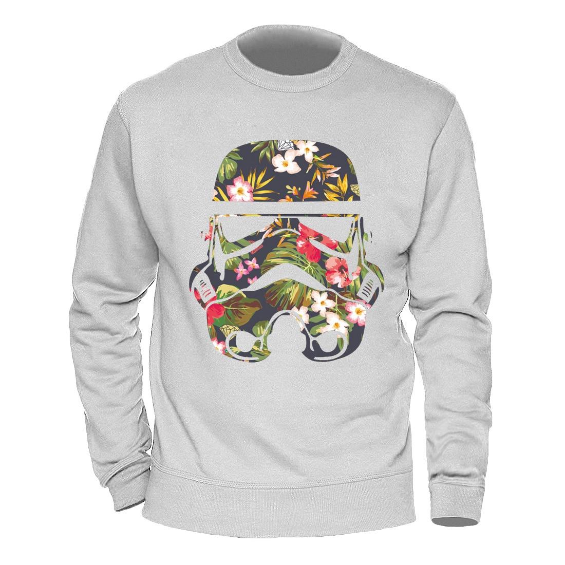 Men Casual Sweatshirt Men's Winter Clothing Cartoon Star Wars 2020 Hot Print Man Fashion Hoodies O-neck Pullover Tops Clothing