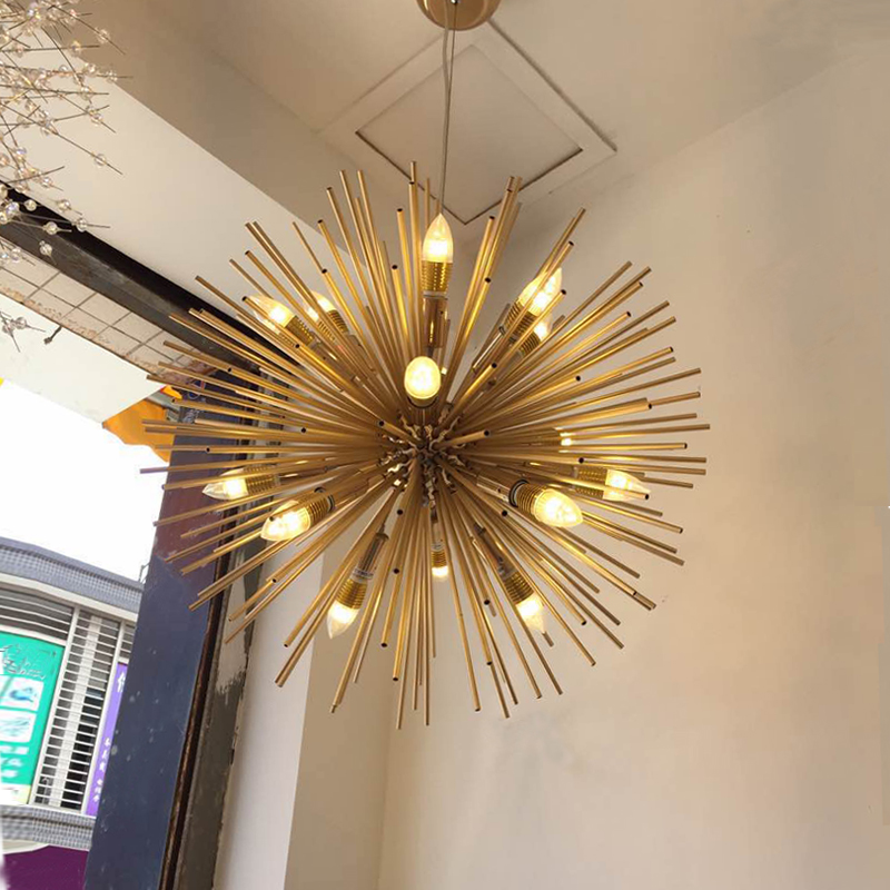 cheapest Modern LED Chandeliers Design for Living Room Bedroom Iron Indoor Lighting Fixture Design Creative Hanging Lamps Home Decoration