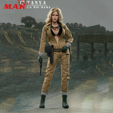 Новинка 1/6! Женский костюм из ЭВА модель swtoys fs020 подходит