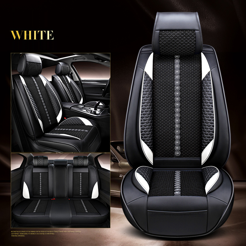 Universal car seat cover for <font><b>honda</b></font> freed stream accord 2018 <font><b>crv</b></font> civic <font><b>2006</b></font> 2011 city 2010 fit accessori auto <font><b>accesorios</b></font> para image
