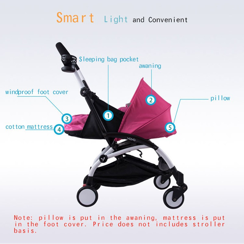 Yoya Baby Stroller 2 in 1 + Newborn nb nest Baby Trolley Pack Poussette Car Stroller Pram Bebek Arabasi Travel Baby Pushchair