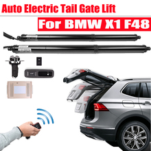 Car Electric Tail Gate Lift Tailgate Assist System For BMW X1 F48 2016 2017 2018 Remote Control Trunk Lid Avoid Pinch car electric tail gate lift special for lexus es 2018 easily for you to control trunk