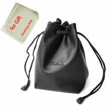 Przenośny futerał ze skóry PU torba na aparat fotograficzny etui dla Fujifilm X A7 X A5 X T10 XT20 XT30 XT100 XA3 A2 XA20 XH1 XT2 X T3 miękkie wewnętrzna torba