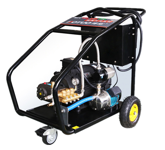 High Pressure Brass Triplex Plunger Pump Cleaner Heavy Duty Car Washing Machine 380V Pressure Washer 500bar 22KW 30HP 22LPM