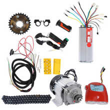 Motor-Kit Tricycle Electric-Bike Brushless 800W DC DIY 48V