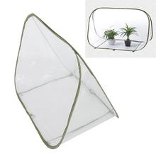 Foldable Winter Garden Warm Cover Greenhouse Triangle Design Fower Shrub Protecting Bag Home Outdoor Plants Anti-Cold Bag 14