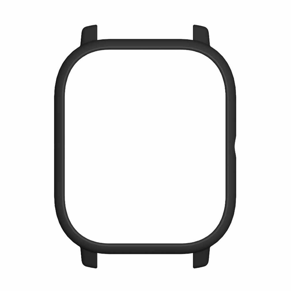 حافظة واقية ل SmartWatch Amazfit GTS ساعة حافظة كمبيوتر إطار غطاء واقي مصد السيارة ملحقات ذكية