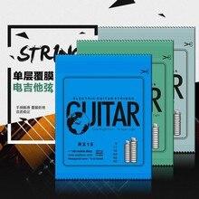 Guitar-Strings Electric-Guitar Classic Steel Nickel-Plated Retail-Package Practiced Original