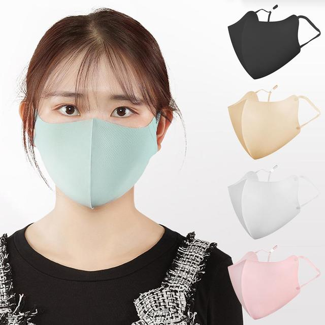Adjustable Mouth Mask Anti Dust Mask Windproof Cycling Mouth-muffle Bacteria Proof Flu Face Masks