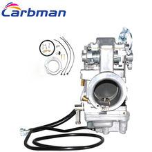 Carbã hsr42mm para mikuni h & d carburador hsr42 TM42-6 evo twin cam carb