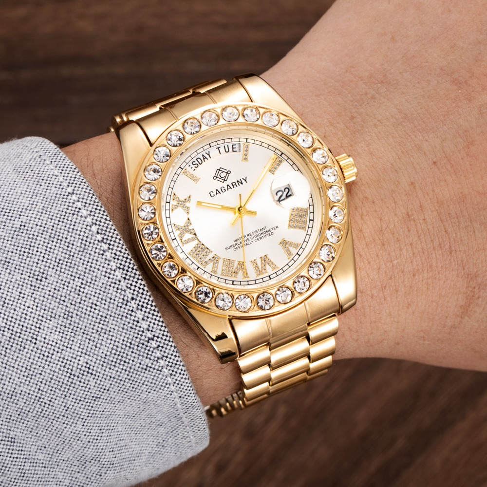 2020 relogio masculino reloj mujer relogio feminino zegarek damski erkek kol saati cagarny quartz watch men women wristwatches free drop shipping role watches (10)