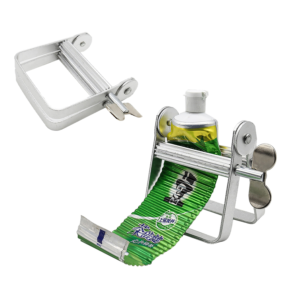 Rouleau métal pâte à dents presse-agrumes Tube presser distributeur accessoires