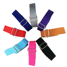 Yoga Belt Leg Stretcher Lengthen Ballet Stretch Door Band for Dance Gymnastics Exercise Training Home Gym Foot Bands