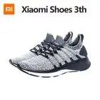 3th Xiaomi спортивная обувь для мужчин Mijia версия 3 человек дышащие кроссовки спортивная обувь Легкий вес прогулочная обувь стиль жизни