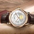 LOBINNI Мужские автоматические часы люксовый бренд самовзводные механические часы moon phase наручные часы relogio masculino водонепроницаемый reloj