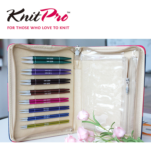 Knitpro Zing  Interchangeable Circular knitting Needle Set
