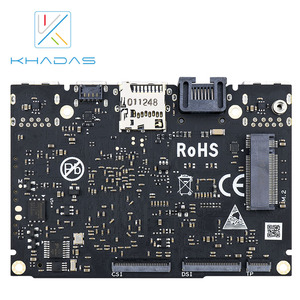 Image 2 - Khadas VIM3 sbc: 12nm amlogic A311D soc 5.0 トップス npu