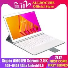 Alldocube X Neo Android 9.0 Dual 4G Lte Tablet Snapdragon 660 4Gb Ram 64Gb Rom 10.5 Inch super Amoled Scherm 2.5K 2560 × 1600 Ips