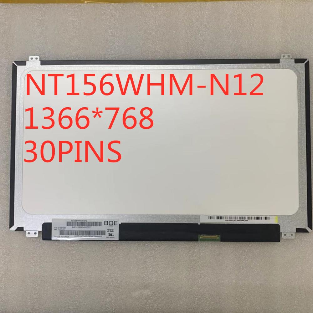Original NT156WHM-N12 B156XTN04.0 LTN156AT37 LP156WHB TPA 1 B156XW04 V.7 V.8 <font><b>B156XTN03.1</b></font> N156BGE-EA1 30PINS LCD <font><b>Screen</b></font> image