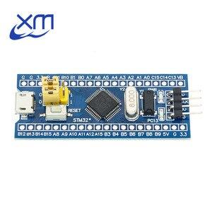 Image 3 - STM32F103C8T6 ARM STM32 تطوير نظام الحد الأدنى لوحة تركيبية لاردوينو ST Link V2 Stlink V2 Mini STM8 محاكي تحميل