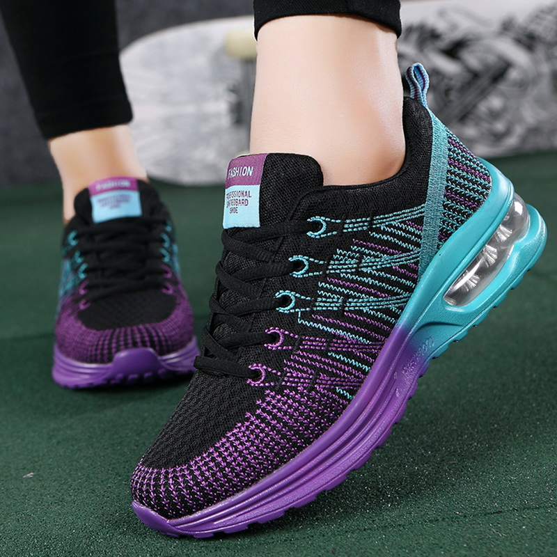 H57ecd0effbfa47939963a83877ea6928L - WENYUJHNew Platform Sneakers Shoes Breathable Casual Shoes Woman Fashion Height Increasing Ladies Shoes Plus Size 35-42