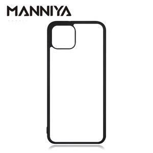 Image 4 - Manniya Voor Google Pixel 4 Pixel 5 Pixel 4XL 5XL Leeg Sublimatie Rubber Case Met Aluminium Inserts 10 Stks/partij