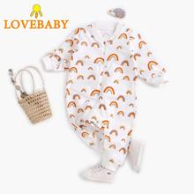 2019 New Long Sleeve Rompers Baby Girl Clothe Roupa de bebes Baby Boy Clothes Unicorn Baby Clothing Romper Newborn Cotton 0-36M baby girl clothes 2016 spring fashion newborn baby girls clothes set 3 24m cotton full sleeve clothing roupa de bebes menina